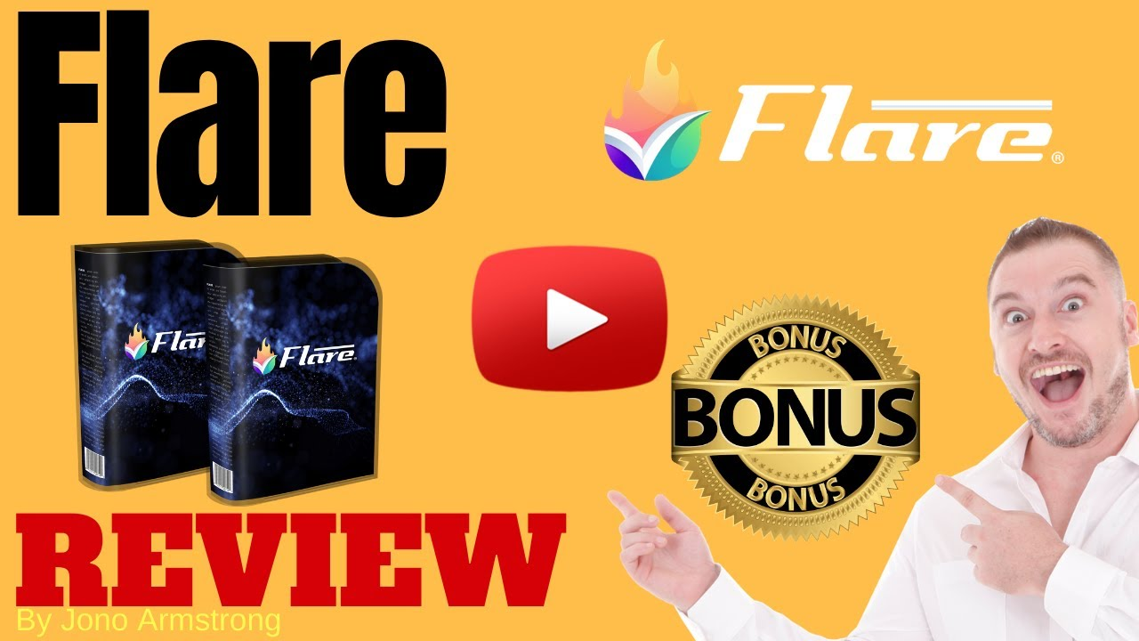 Flare Review ⚠️ WARNING ⚠️ DON'T GET THIS WITHOUT MY 👷 CUSTOM 👷 BONUSES!!