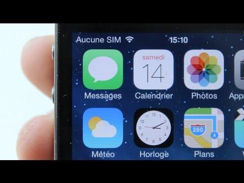 Comment Debloquer Un Iphone S Sans Carte Sim