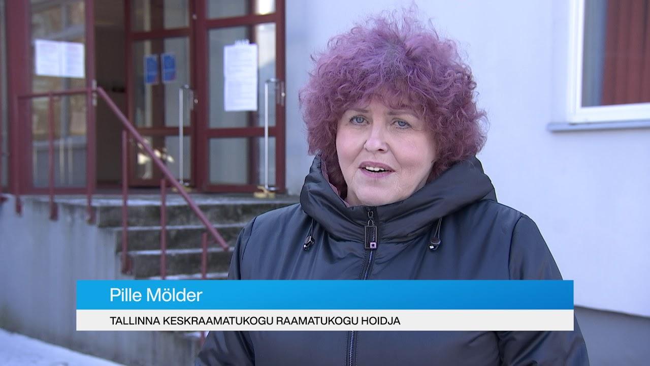 05.03.2021 -  Tallinna keskraamatukogu tegevus kriisi ajal