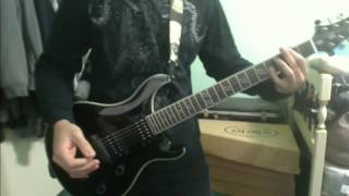 Hellyeah - Hush (Guitar Cover)