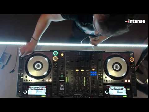 X-Cite Live @ Radio Intense 02 09 2014