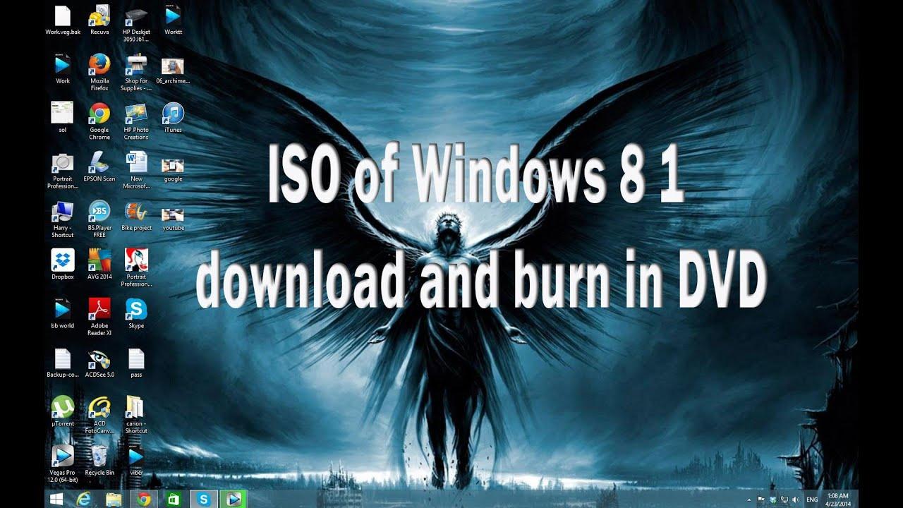 Windows 8 Dvd Download