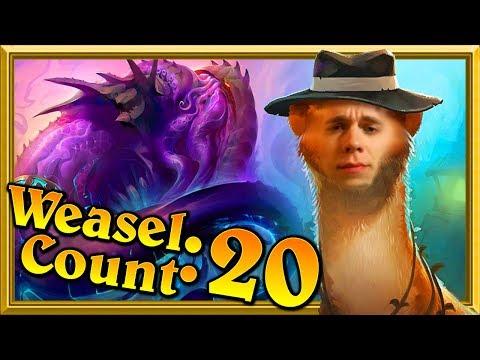 Savjz' Infinite Weasel Deck Is Insanely Fun