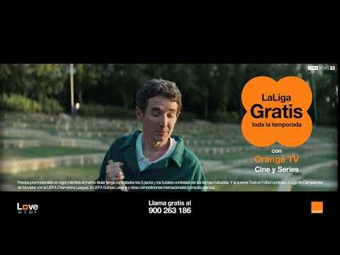 Todo el fútbol en Orange TV