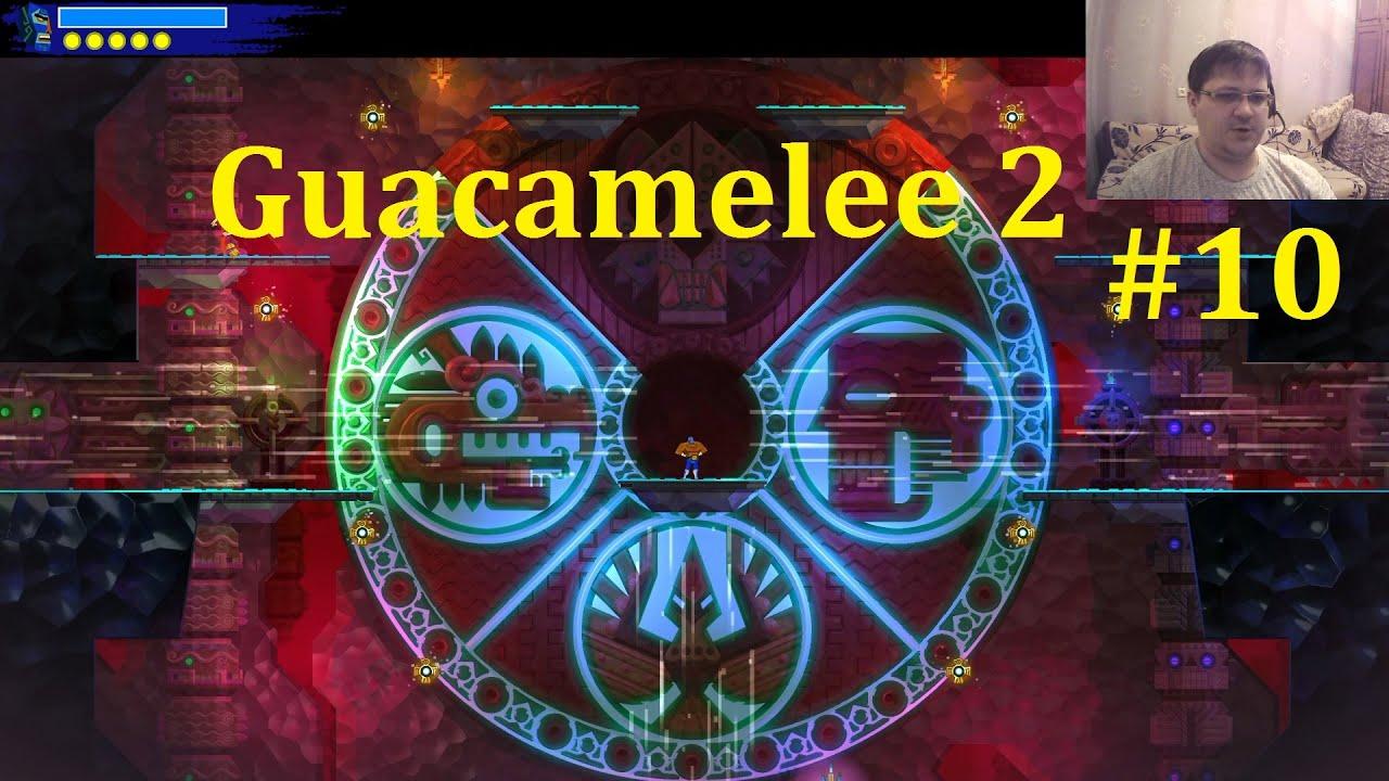 Guacamelee 2 Прохождение ► Преодоление препятствий #10