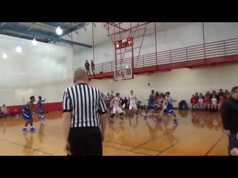 Western Kentucky Trailblazers vs Lancaster Christian Academy 12-14-2015