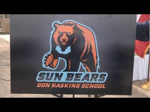 EPISD breaks ground on new Haskins School