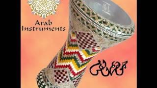 Solo darbuka / doumbek 16 - Gawharet El Fan Darbuka - belly dance -  ArabInstruments.com - طبلة