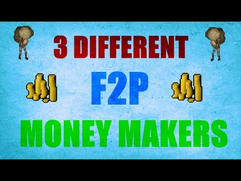 money making guides for f2p osrs