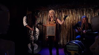 Jo Carley and The Old Dry Skulls - Dance 'til you're Dead (Official video)
