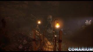 Conarium Gameplay - Part 2 - Walkthrough |Horror PC Game|No Commentary