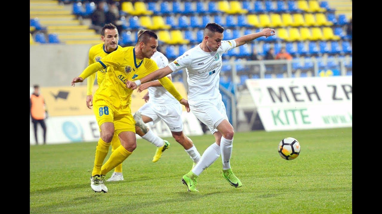 GYIRMÓT FC GYŐR - CREDOBUS MOSONMAGYARÓVÁR 2-1 (2-