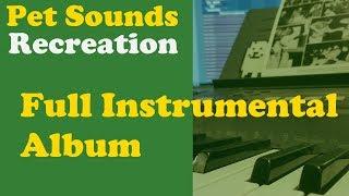 the pet sounds instrumental recreation album v2