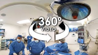 Download Video 360 Bariatric Surgery Live Streamed as 360 Video, Performed by Dr. Ortiz, Obesity Control Center MP3 3GP MP4
