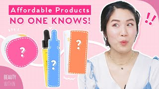 ✨New & Affordable Skincare Products from $3-$26!! ✨