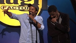 Jerrod Carmichael - Fatlip (Stand Up Comedy)