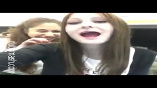 girls meowing | cat girls | dubsmash