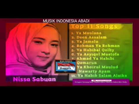 Nissa Syaban Lagu Kumpulan Terbaik Terpopuler 2019