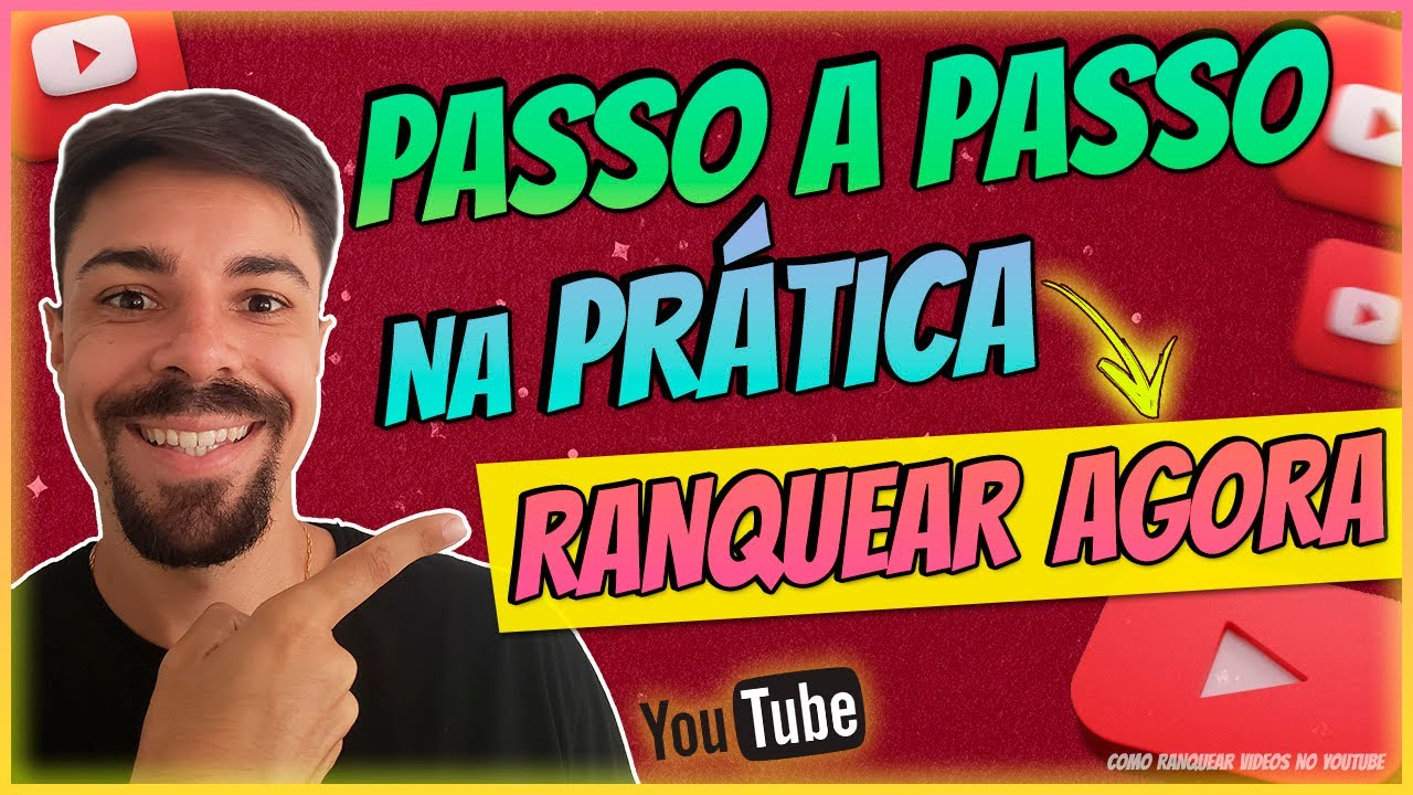 SEO para Youtube: Como Ranquear Vídeos no Youtube 🅽🅰 🅷🅾🆁🅰!