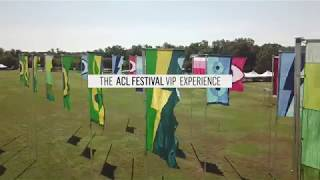 VIP Experience at Austin City Limits Music Festival