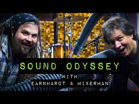 Mixerman's Crazy Pipe Delay - Sound Odyssey Chapter 1