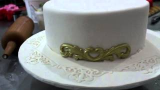 Ad Gunu Tortu Retro Cake Youtube