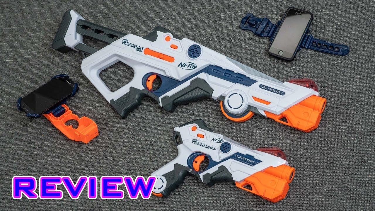 9a01ad848937d On a testé les pistolets Nerf sans fléchettes,