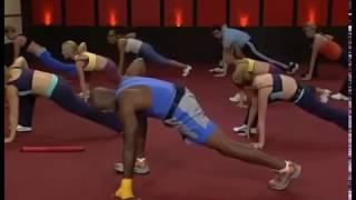 44-минутный комплекс упражнений для бёдер и ягодиц