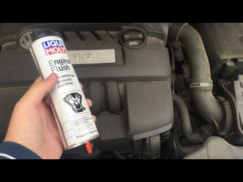 Замена масла Volkswagen Golf Plus / Закоксованный двигатель #3