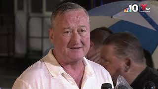 'It's Disgusting': Philly Mayor Jim Kenney Angry Over Gun Control After 6 Police Officers Shot