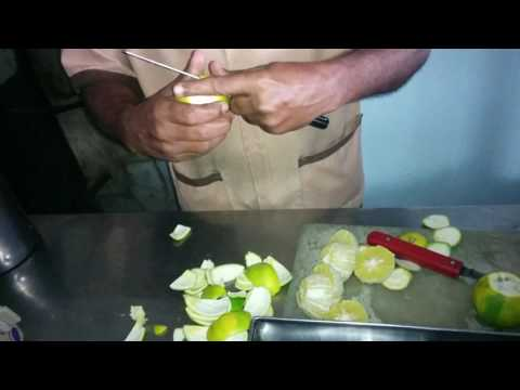 Amazing best easy way to peel Mozambique