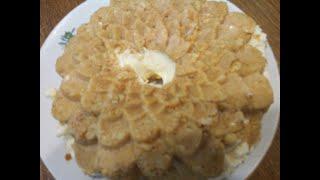 Как готовить сметанный торт без выпечки? Простой рецепт вкусного десерта!