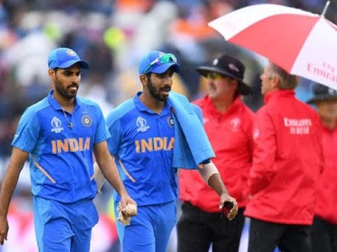 India v New Zealand: World Cup semi-final goes into reserve day