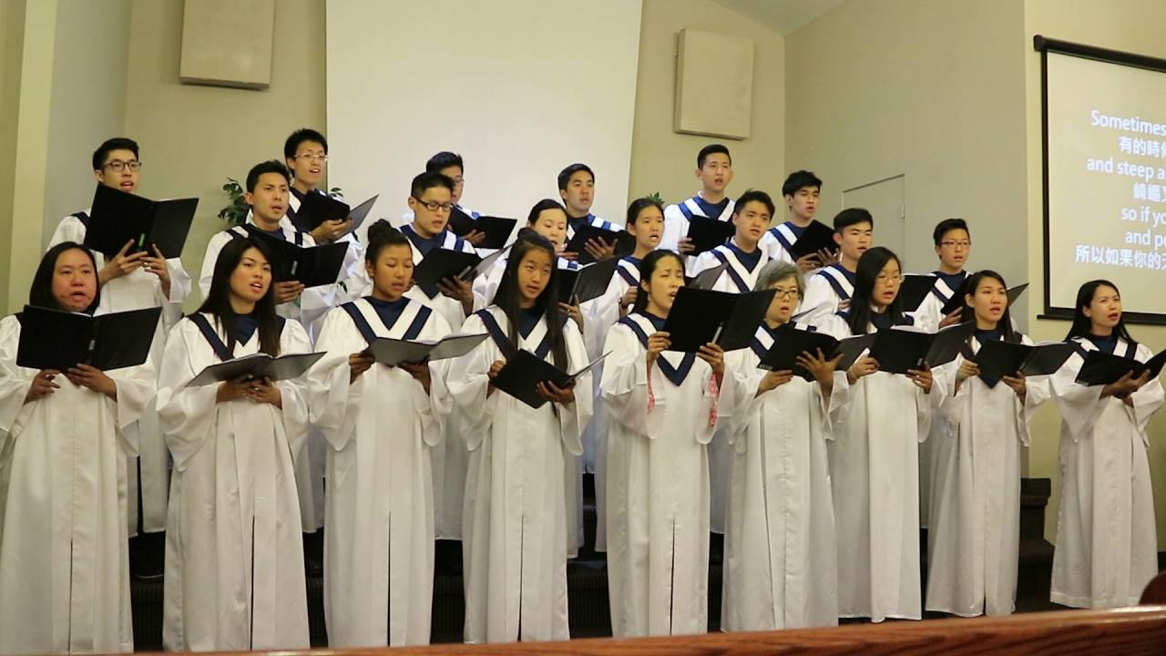2016 10 08 come to jesus youth choir tjc in garden grove youtube rh youtube com