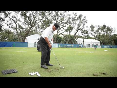 Lee Trevino   Short game alignment