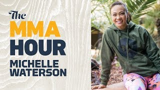 Michelle Waterson Explains How Family Adversity Helped Make Her A Stronger Fighter