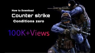 Gambar cover Download Counter Strike Condition Zero Free For PC - Game Full Version