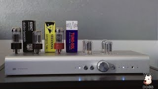 Schiit Freya Preamp - Tube Rolling Quads Listening Test