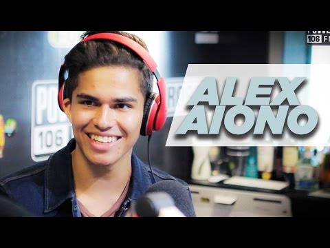 """Alex Aiono Talks """"One Dance"""" Cover Viral Success + Becoming A You Tube Star"""