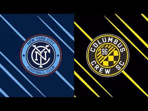 Highlights   NYCFC 1-0 Columbus Crew SC   08.24.20