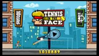 Tennis in the Face PS Vita | PlayStation TV Video Review (Video Game Video Review)