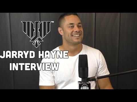 Jarryd Hayne - Locker Room Interview