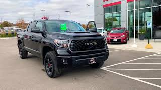 YES, a Used 2019 Toyota Tundra TRD PRO for sale