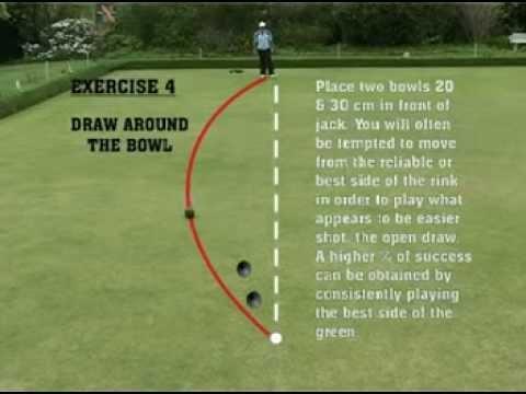 Coaching Corner: Training exercise