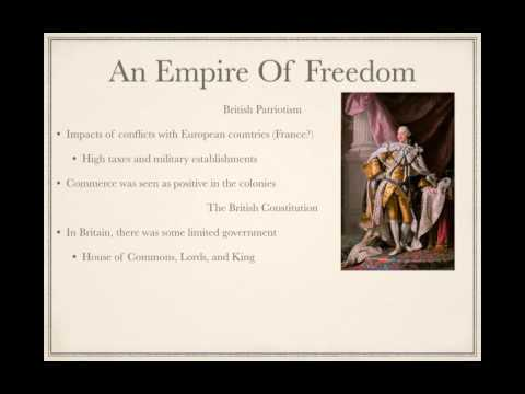 APUSH Review: Give Me Liberty, Chapter 4