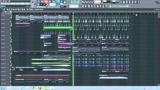 [FL Studio 12] Asian Oriental Chill Trap by Fastoche