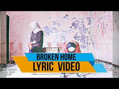 MORINO - BROKEN HOME (Lyric Video)