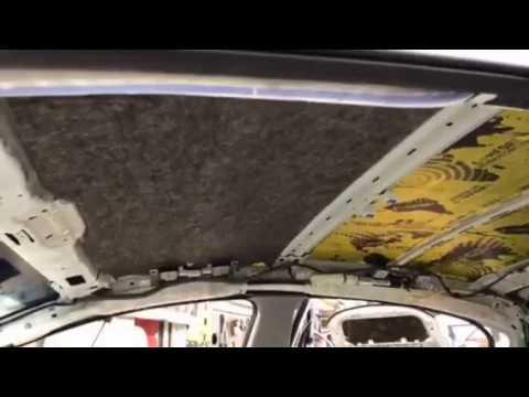 Гарантией вибро -шумоизоляции крыши и дверей Киа Церато служит вибрационный слой Comfort Mat