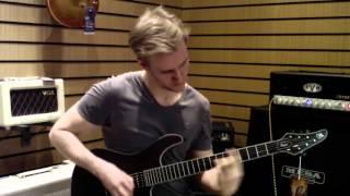 Mayones Gothic Regius 6 Demo by Josh Wibaut