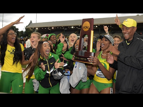 2017 NCAA Track & Field Championships: Oregon women win outdoor title, claim historic...